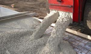 Бетон из песчано-гравийной смеси (ПГС)
