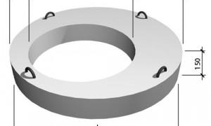 Крышка колодца железобетонная, бетонная для люка: применение, преимущества, виды, монтаж