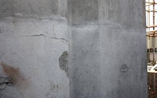 Ремонт бетона инъекционным методом