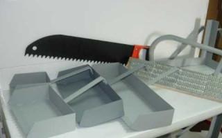Разновидности инструментов для кладки газобетона