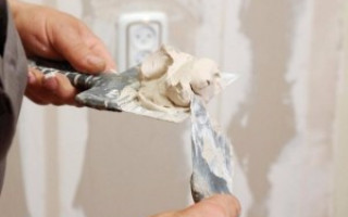 Как выбрать шпаклевку для бетона