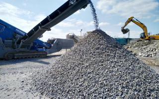 Дробилки для бетона и железобетона: что это такое, применение шредера, виды оборудования