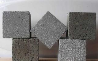 Готовим бетон на армопояс сами