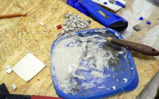 Ремонт убитых бетонных, полимерных полов и стяжек