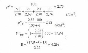 Порядок подбора и согласования рецептов асфальтобетонных смесей СТП 15-01