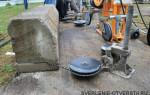 Способы резки бетона