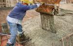 Какой марки бетон нужен для фундамента дома