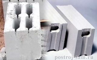 Сколько керамзитобетонных блоков в поддоне
