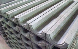 Классификация бетонных водоотводных лотков: описание, характеристики, применение, преимущества и недостатки, правила установки