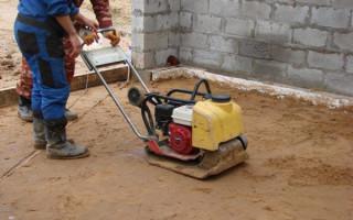 Бетонная стяжка: как залить бетонную стяжку своими руками под пол в доме и квартире