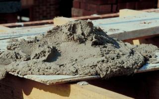 Перевозка бетона по ГОСТу