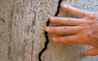 Причины и устранение трещин в конструкциях из железобетона