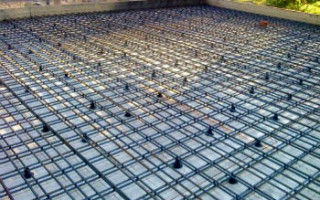 Занимаемся созданием монолитной железобетонной плиты фундамента