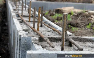 Для чего нужна арматура в бетоне