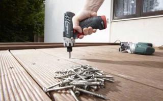 Можно ли сверлить бетон шуруповертом