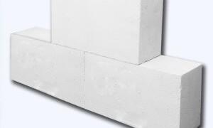Блоки из ячеистых бетонов автоклавного твердения
