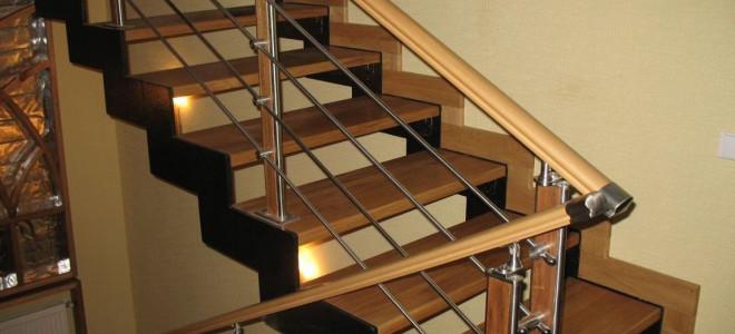 Лестница из бетона; как сделать самому