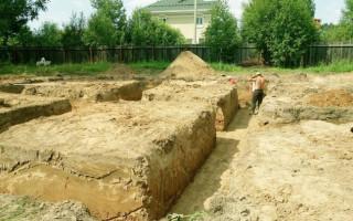 Качественная бетонная подготовка для фундамента: как усилить основу для дома, технология заливки, виды подбетонки